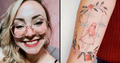 Artistas Brasileiras Na Indústria Da Tatuagem: Mai Dalpiaz