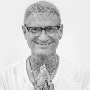 Josh Korda #KoshKorda #Buddhisttattoos