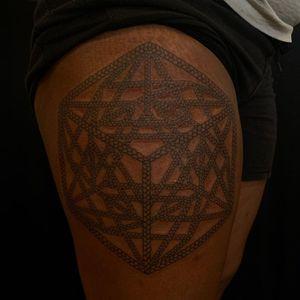 Tattoo by Doreen Garner #DoreenGarner