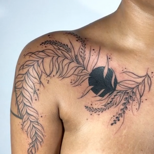 Tattoo by Hellen Zumbi #HellenZumbi #zumbiart