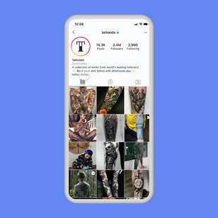 Build your own custom multi-link for your IG bio: tattoo.do/YOURNAME. It's free.