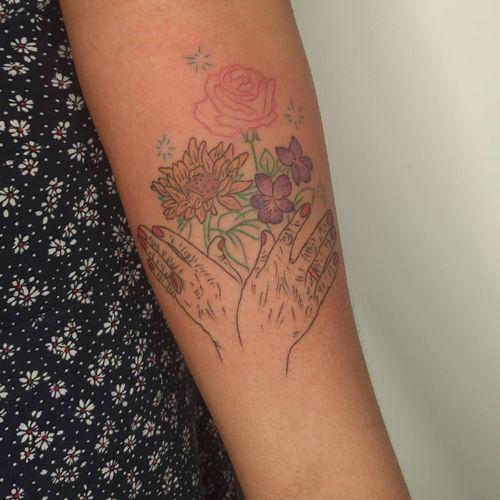 Tattoo by Katie McPayne #KatieMcPayne