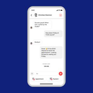 Client Artist Conversation