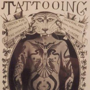 Sutherland Macdonald tattoo poster