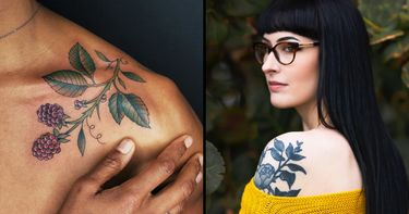 Healing the Pain of Sexual Assault through Tattooing