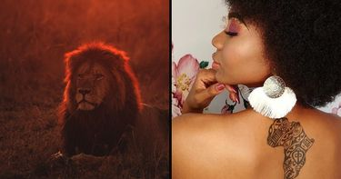 20 Powerful Africa Tattoos