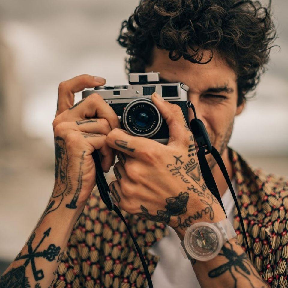 Matthias Dandois #MatthiasDandois #bmx #tattoocollector