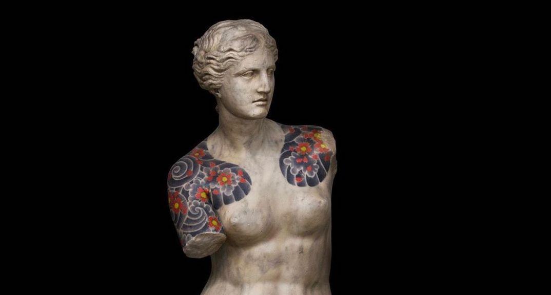 Fabio Viale: Tattoos Enrich the Power of My Sculpture