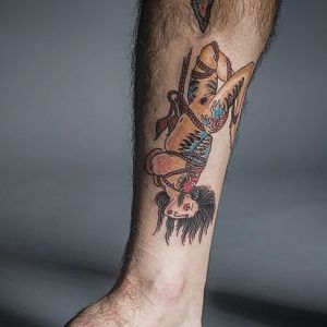 Shunga tattoo by hollenzwang #hollenzwang #shungatattoo #shunga #erotictattoo #erotic #nsfw #japanesetattoo #japaneseinspired