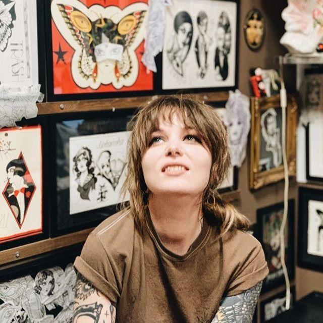 Portrait of Marcelina Urbanska #MarcelinaUrbanska