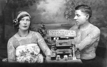 6 Historic Women Who Shaped Tattoo History