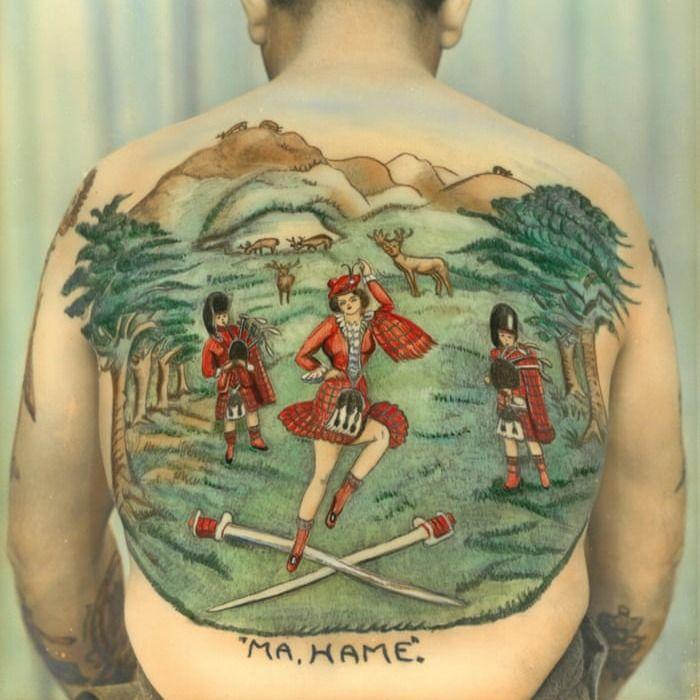 Tattoo by Jessie Knight