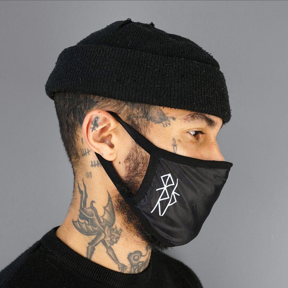 Sang Bleu face mask #SangBleu #facemask