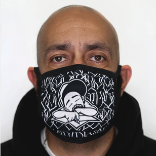 Big Sleeps face mask #BigSleeps #facemask
