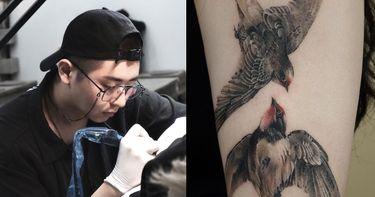 The Art of Korean Culture with Tattooist Ati