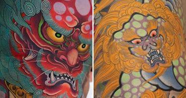 20 Sublime Foo Dog Tattoos