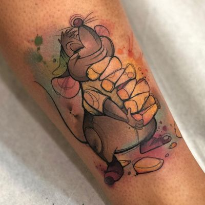 Cinderella tattoo by Clodin 93 #clodin93 #cinderella #disneyprincess #princess #disneytattoo #disney #waltdisney