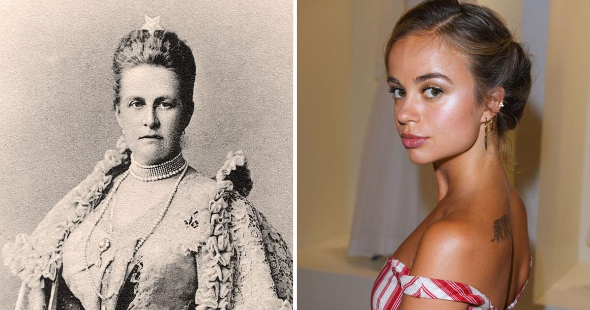 Royal Rebels: Tattooed Royalty Through History