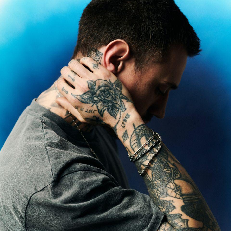 Philipp Eid for Skin Stories X Tattoodo #PhilippEid #SkinStories #tattoocollector #tattooculture #tattoocare