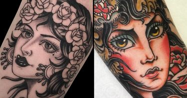 Top Traditional Tattoo Artists in London