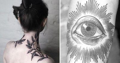 Top Illustrative Tattoo Artists in NYC