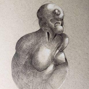 Illustration by Kristianne aka krylve #kristianne #krylev #illustrative