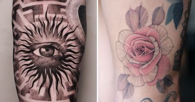Top Illustrative Tattoo Artists in Los Angeles
