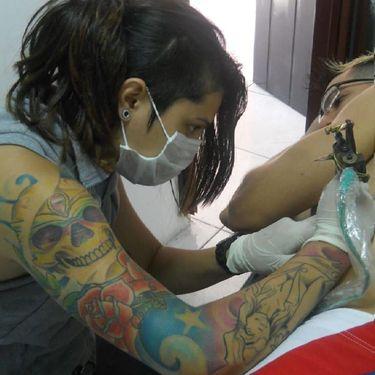 15 Tatuagens Sensacionais Da Artista Carioca Samara Christo