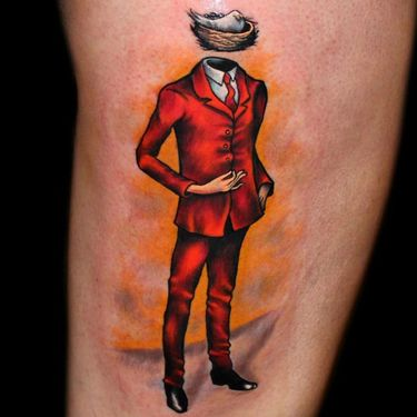 Tattoos Inspired By Artist Esao Andrews