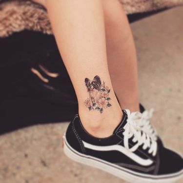 Tattooist Grain's Delicate and Charming Animal Tattoos
