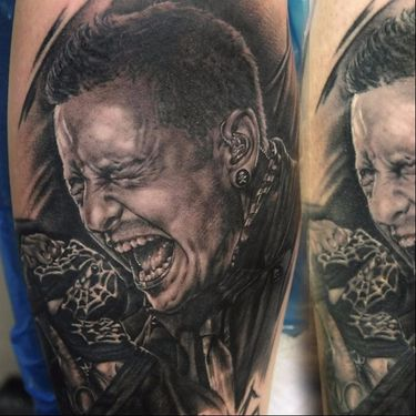 15 Tatuagens Gritantes Para Os Fãs De Linkin Park