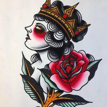 Bizarre Bold and Beautiful Tattoos by Bailey Tattooer