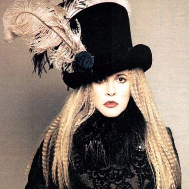 10 Enchanted Stevie Nicks Portrait Tattoos