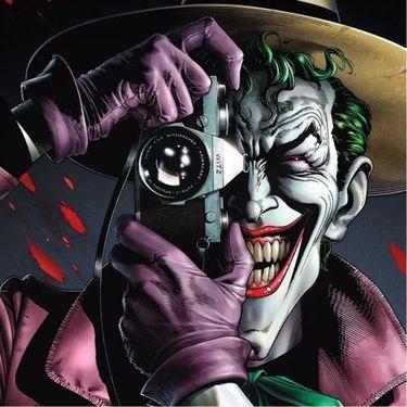 Killer Joker Tattoos Inspired by 'Batman: The Killing Joke'