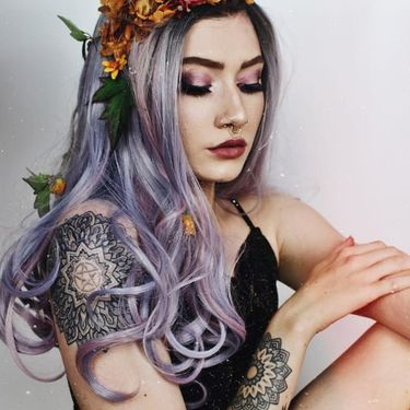The Tattooed Witch: Harmony Nice's Inspiring Video Blogs