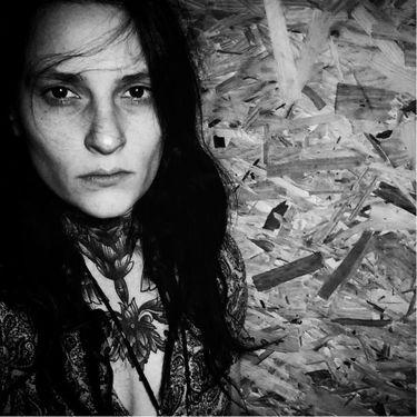 The Mysterious Blackwork of Caroline Vitelli