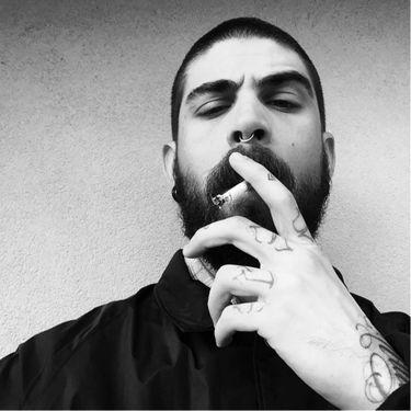 Intense Trash Style Tattoos by Matteo Gallo