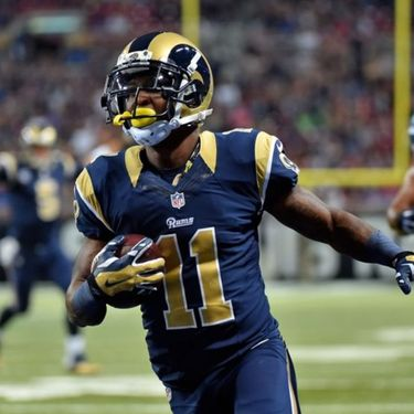 Los Angeles Rams WR Tavon Austin Reveals the Meaning Behind His Ink