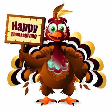 Don't Eat Turkey This Thanksgiving - Get a Turkey Tattoo Instead!
