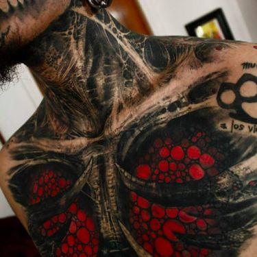 Tantalizingly Dark Tattoos by Matias Felipe