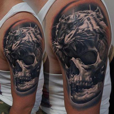 James Artink's Three Dimensional Tattoos