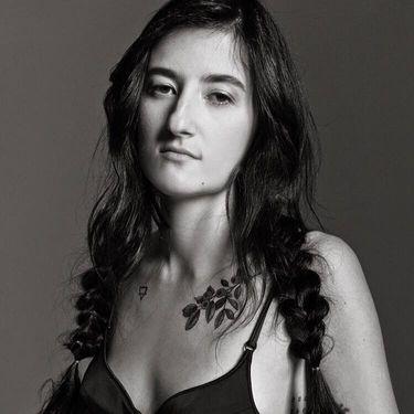 Epic Mythology-Inspired Blackwork of Lesya Kovalchuk
