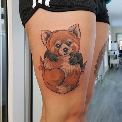 Ace Animal Tattoos by Apprentice Tattoo Artist Aimee Bray