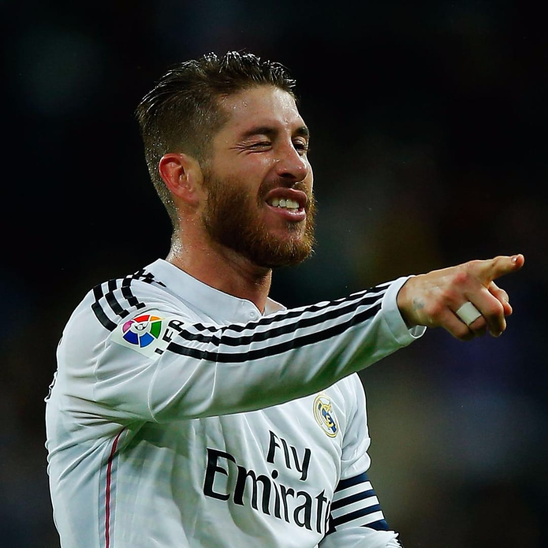 Sergio Ramos Is Challenging YOU to Guess the Meaning of His Tattoos