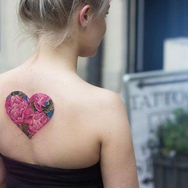 Andrey Lukovnikov's Elaborate Silhouette Tattoos