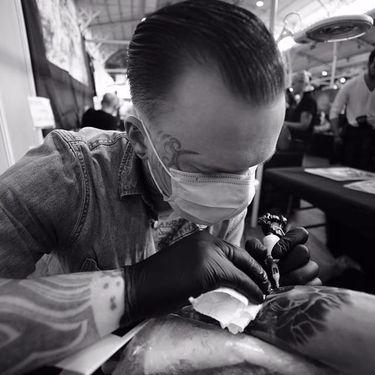 Beautifully Different Skull Tattoos by Phatt German