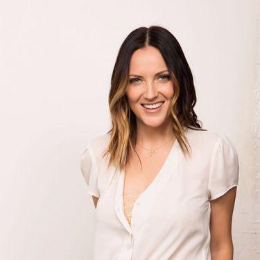 Comedian Jen Kirkman Tells Stephen Colbert the Origin of Her Ankle Ink
