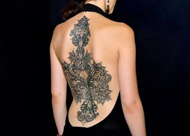 Artist Spotlight: Haute Couture Tattoos by Marco Manzo
