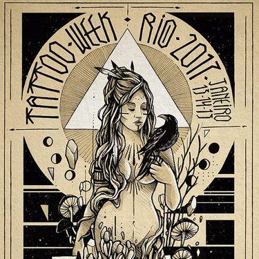 Tattoo Week Rio 2017: A Grande Festa Da Tatuagem Vai Começar
