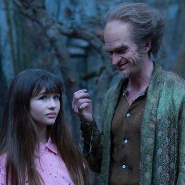 The Meaning Behind Olaf's Tattoo in 'A Series of Unfortunate Events'
